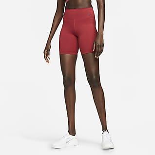 NikeOne Cycliste taille mi-haute 18 cm pour Femme