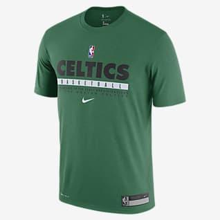 Celtics Practice Мужская футболка Nike НБА Dri-FIT