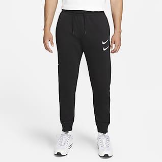 Nike Sportswear Swoosh Pantalones de French Terry para hombre