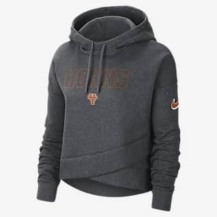 Nike College Local (Texas) Women's Pullover Hoodie