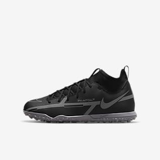 Nike Jr. Phantom GT2 Club Dynamic Fit TF Chaussure de football pour surface synthétique pour Jeune enfant/Enfant plus âgé