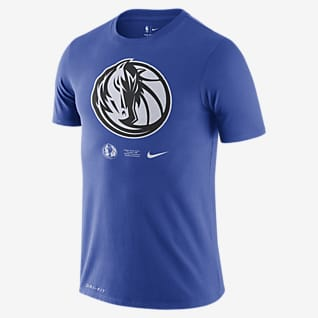 Dallas Mavericks Logo Men's Nike Dri-FIT NBA T-Shirt