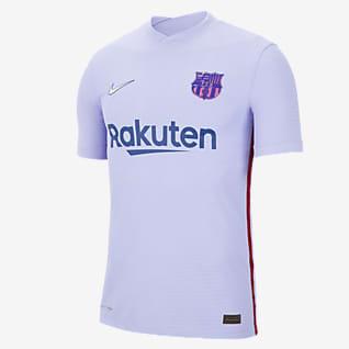 Выездная форма ФК «Барселона» 2021/22 Match Мужское футбольное джерси Nike Dri-FIT ADV
