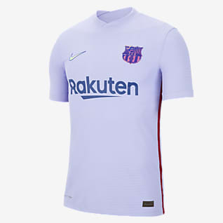 F.C. Barcelona 2021/22 Match Away Men's Nike Dri-FIT ADV Football Shirt