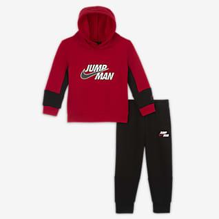Jordan Baby (12–24M) Hoodie and Trousers Set