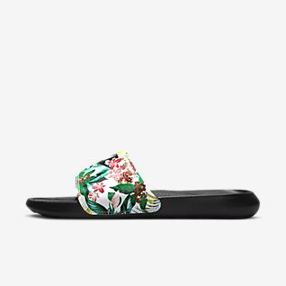 Nike Victori One Badtoffel med tryck för kvinnor
