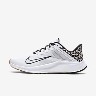 Nike Quest 3 Premium Hardloopschoen voor dames