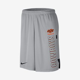 Nike College Dri-FIT (Oklahoma State) Men's Shorts