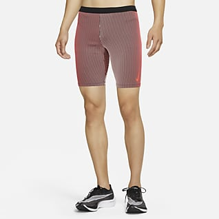 Nike AeroSwift กางเกงวิ่งรัดรูปผู้ชายยาว 1/2 ส่วน