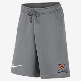 Nike College (Virginia) Men's Fleece Shorts