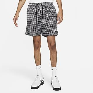 Nike Sportswear City Edition กางเกงขาสั้น Flow ผู้ชายแบบทอ