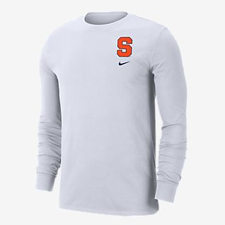 Nike College (Syracuse) Men's Long-Sleeve T-Shirt