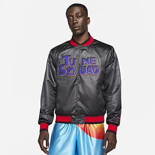 "LeBron x Space Jam: A New Legacy ""Tune Squad"" Nike Erkek Varsity Ceket"