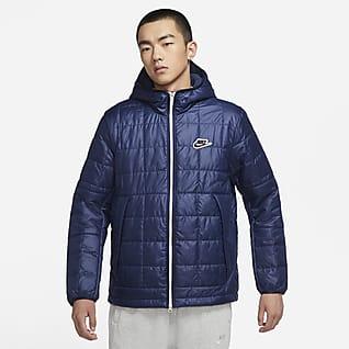 Nike Sportswear Synthetic-Fill Fleece-Lined 男子夹克