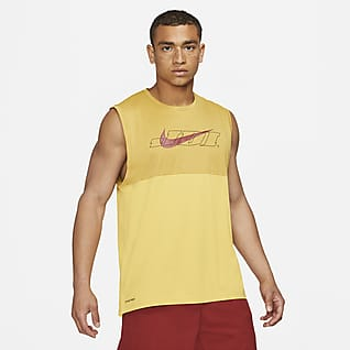 Nike Pro Dri-FIT Sport Clash Samarreta de tirants amb estampat - Home