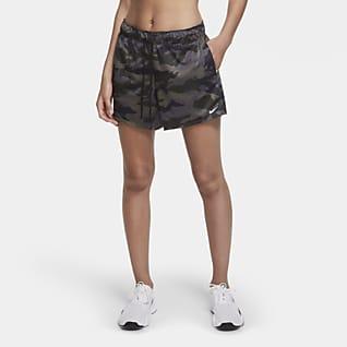 Nike Dri-FIT Shorts Camo - Donna