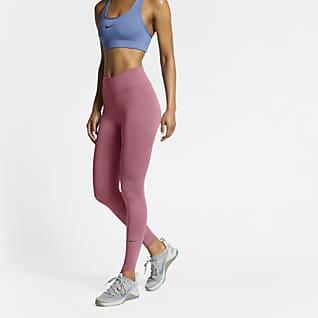 Nike One Mallas de tiro medio para mujer