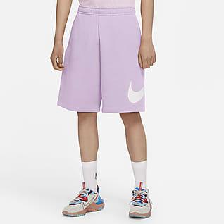 Nike Sportswear Club Grafikli Erkek Şortu
