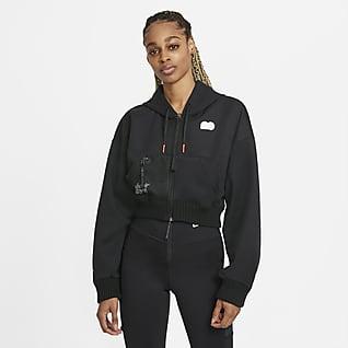 Naomi Osaka Haut de tennis en tissu Fleece pour Femme