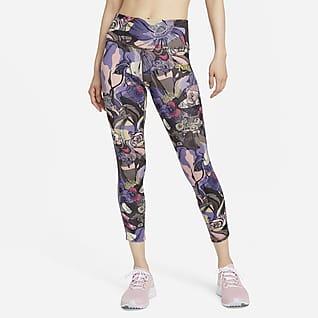 Nike Epic Fast Femme เลกกิ้งวิ่งเอวปานกลาง 7/8 ส่วนผู้หญิง