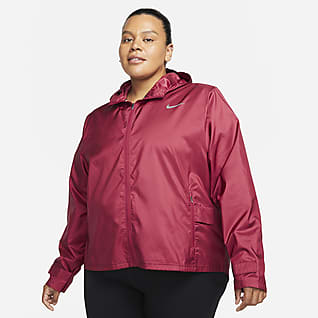 Nike Essential Giacca da running - Donna (Plus size)