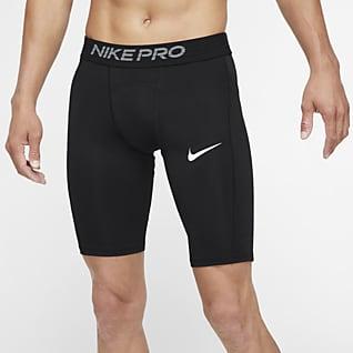 Nike Pro Calções compridos para homem