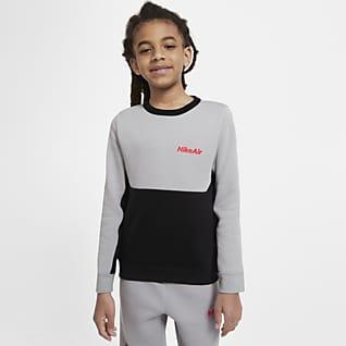 Nike Air Camisola de manga comprida Júnior (Rapaz)