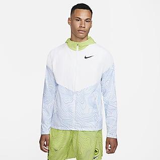ナイキ サーマ エッセンシャル メンズ ランニングジャケット