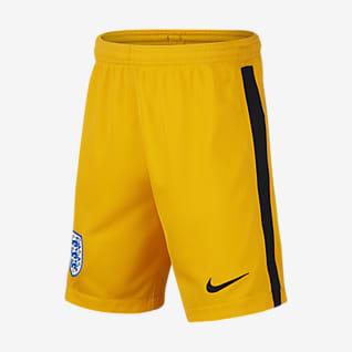 England 2020 Stadium Goalkeeper Футбольные шорты для школьников