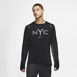 Nike Sphere NYC Men's Running Crew Top