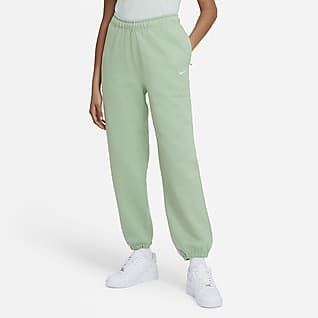 NikeLab Calças de lã cardada para mulher