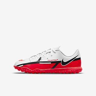 Nike Jr. Phantom GT2 Club TF 小/大童人工短草草皮足球鞋