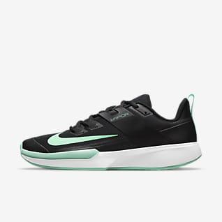 NikeCourt Vapor Lite Férfi teniszcipő keményborítású pályákhoz