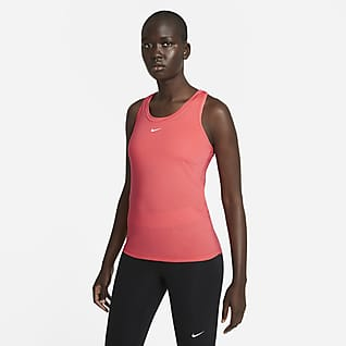 Nike Dri-FIT One Camiseta de tirantes de ajuste slim para mujer