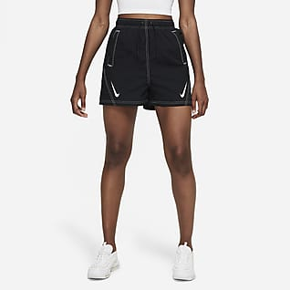 Nike Sportswear Swoosh Damesshorts