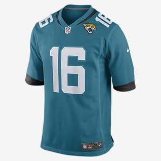 NFL Jacksonville Jaguars (Trevor Lawrence) Men's Game Football Jersey