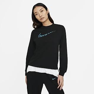 Nike Sportswear Icon Clash เสื้อแขนยาวผู้หญิง