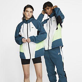Clearance Jakker og vester. Nike NO