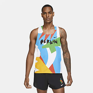 Nike AeroSwift Berlin Men's Running Vest
