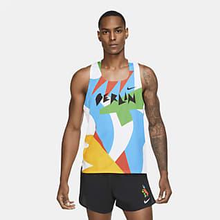 Nike AeroSwift Berlin Haut de running pour Homme