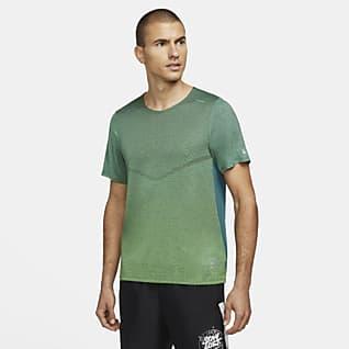 Nike Pinnacle Run Division Men's Short-Sleeve Running Top