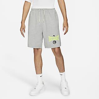 "Nike Standard Issue ""Gersh Park"" Men's Basketball Fleece Shorts"