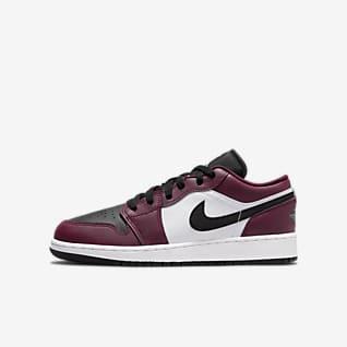 Air Jordan 1 Low SE Schuhe für ältere Kinder
