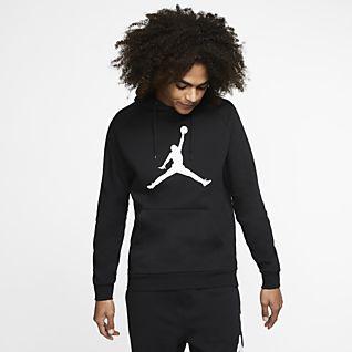 Jordan Black Hoodies \u0026 Sweatshirts. Nike IN