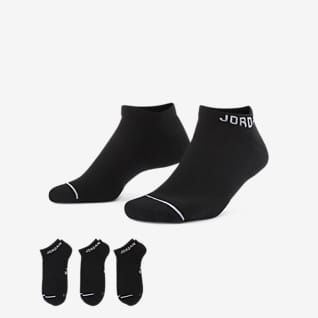 Jordan Everyday Max Calcetines cortos unisex (3 pares)
