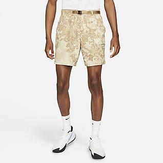 NikeCourt Flex Slam Férfi teniszrövidnadrág