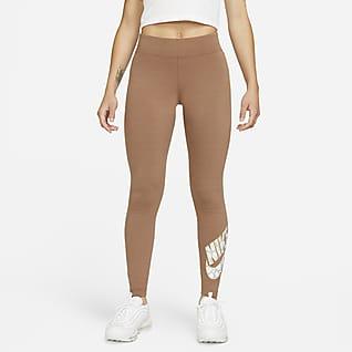 Nike Sportswear Leggings de tiro medio para mujer