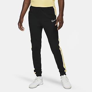 Nike Dri-FIT Academy Męskie dresowe spodnie piłkarskie z dzianiny