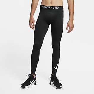 Nike Pro Warm Testhezálló férfinadrág