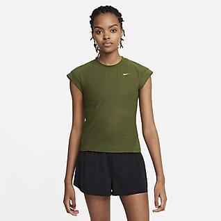 Serena Design Crew Women's Short-Sleeve Tennis Top
